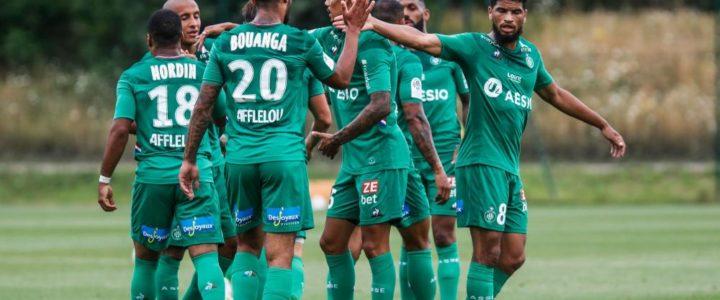 Le club écourte son stage de préparation à Dinard