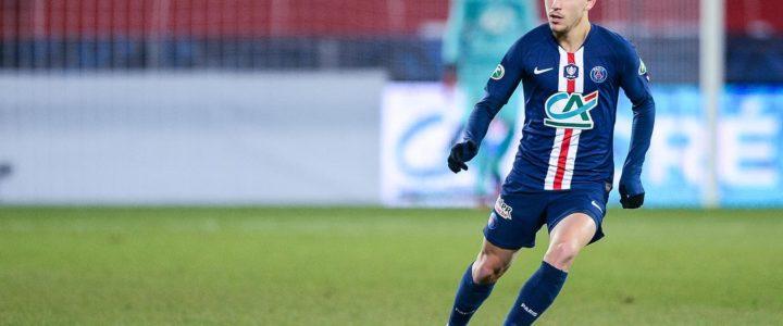 ASSE : Aouchiche dit adieu au PSG, il arrive chez les Verts !
