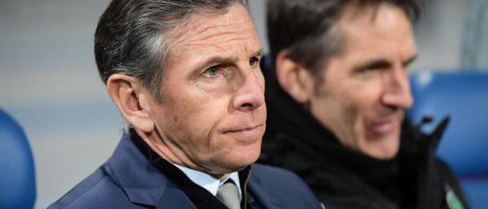 Claude Puel (ASSE) : «Trois victoires, trois clean-sheet, ce n'est pas anecdotique»