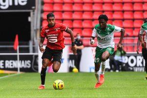 Résultat amical: l'ASSE se fait punir par le Stade Rennais (0-3)