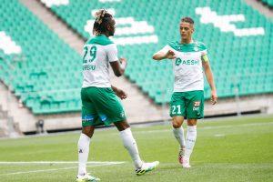 ASSE: 4 Verts ont marqué des points contre les Girondins (4-2)
