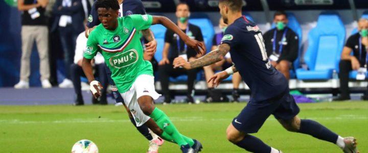 Yvan Neyou revient sur sa prestation remarquable et remarquée face au PSG