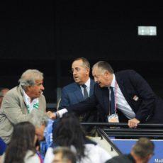 Bernard Caïazzo apporte (implicitement) son soutien à Aulas