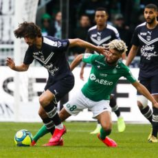 La compo officielle des Verts face à Bordeaux