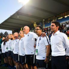 Arnaud Nordin sélectionné pour les matches en Géorgie et en Azerbaïdjan