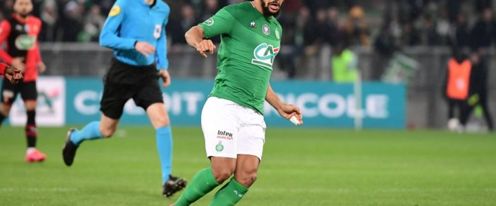 Mercato – Officiel : Diony quitte l'ASSE et rejoint Angers !