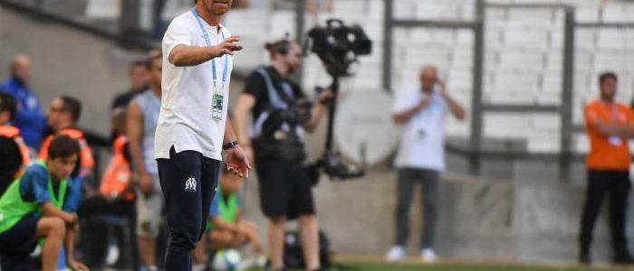 André Villas-Boas (OM) : «C'est un gros échec et une grosse défaite»