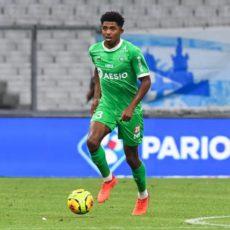 Saint-Etienne : Wesley Fofana affole l'Angleterre