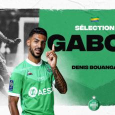 Denis Bouanga sélectionné par le Gabon