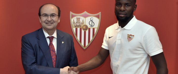Mercato : Un joueur du FC Séville dans les petits papiers de l'ASSE