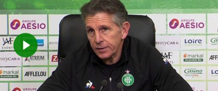 Claude Puel : «Je ne juge pas Marseille sur son dernier match à Paris»