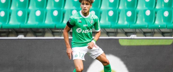 La compo officielle des Verts face à l'OGC Nice