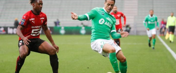 ASSE – SRFC : L'album photo