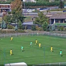 Les buts du match ASSE 3-0 Montluçon
