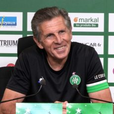 Claude Puel : « Affronter les interrogations »