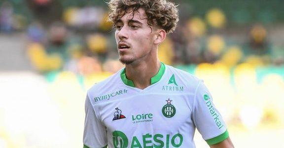 Mercato – ASSE : Aouchiche se livre sur son adaptation chez les Verts !