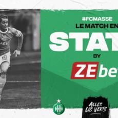 Le match en stats by ZEbet