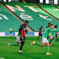 L'ASSE s'incline 3-1 face à Nice