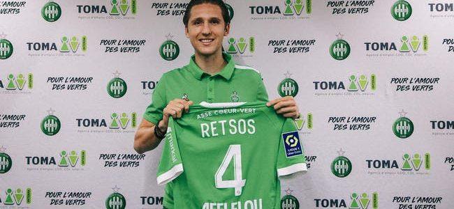 ASSE : Panagiotis Retsos à Saint-Etienne, c'est officiel !