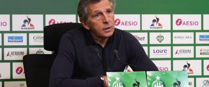 Claude Puel : «On lutte pour le futur du club»