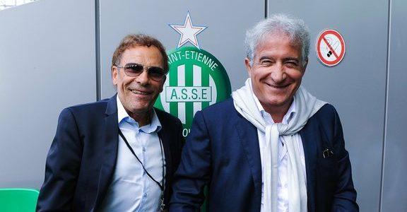 Mercato – ASSE : Après l'OM et McCourt, Caïazzo et Romeyer sont interpellés pour la vente du club !