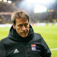 Rudi Garcia (OL) : «L'essentiel, c'est de gagner le derby»