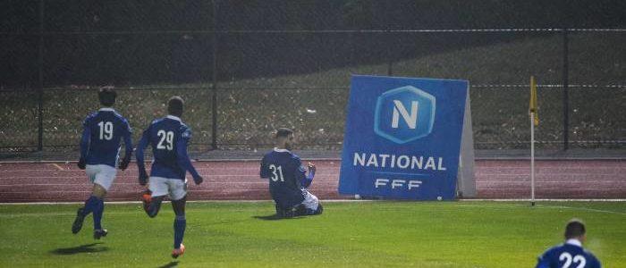 Matchs en direct : National et L1 en direct à partir de 18h