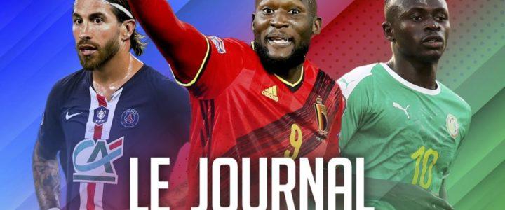 La mésaventure de Bouanga avec le Gabon au coeur du JT de Madein Foot