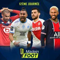 Le podcast de la 12e journée de L1 : Monaco impressionne, le PSG déçoit, la renaissance de l'OM…