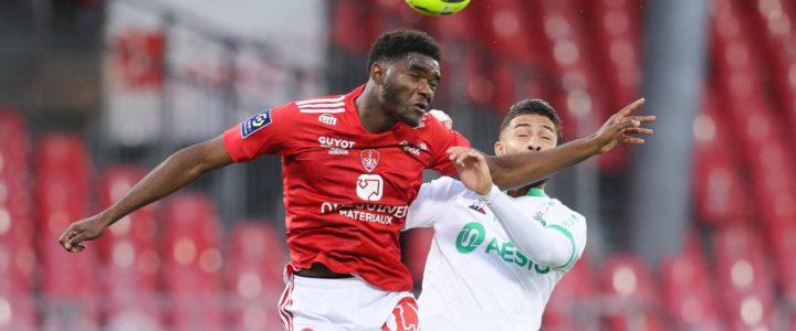 L1 : 7 défaites consécutives, Brest pousse l'ASSE dans la crise !
