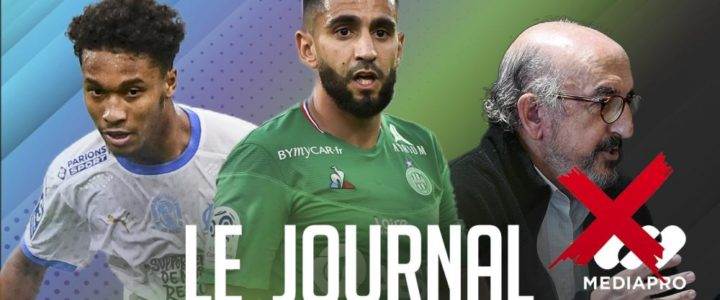 Le film du match nul des Verts face au SCO dans le JT de MadeInFOOT