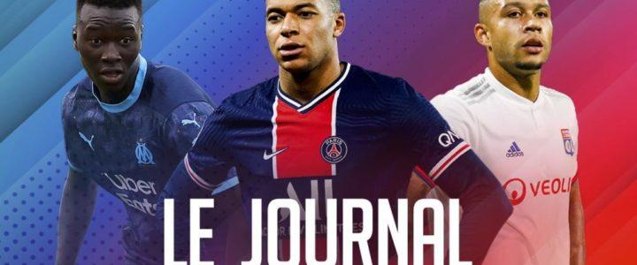 Lille reste leader, le PSG à l'affût, Lyon accroché, Marseille défait, Saint-Étienne gagne enfin : le journal du jeudi 17 décembre