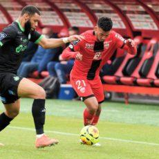 Un match de suspension pour Harold Moukoudi