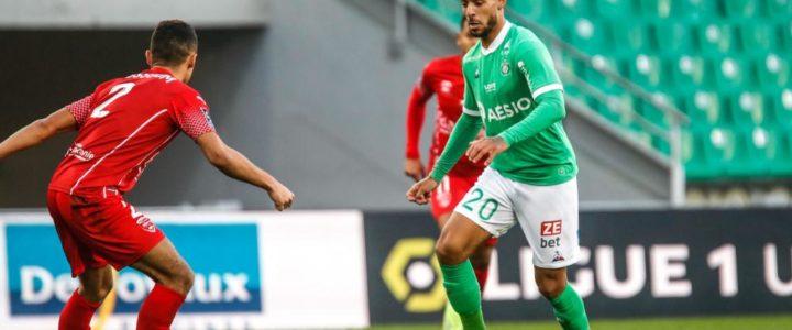 Denis Bouanga révèle pourquoi il a choisi les Verts