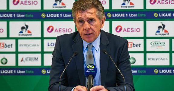 Mercato – ASSE : L'inquiétante sortie de Claude Puel sur le recrutement !