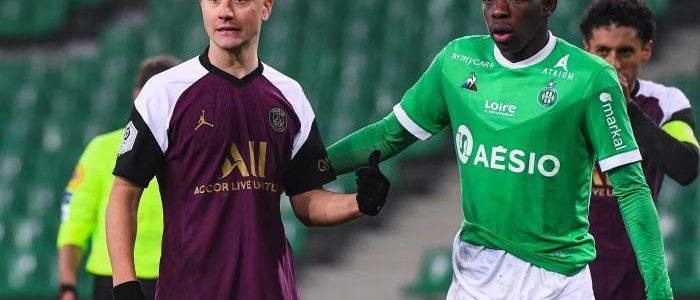 PSG – Saint-Etienne : l'horaire et la date du match retour déjà fixés