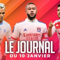 L'OL champion d'automne, Lille et Paris gagnent du terrain, l'OM tient sa recrue : le journal du dimanche 10 janvier