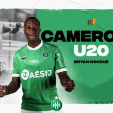 Bryan Nokoué avec le Cameroun pour la CAN U20