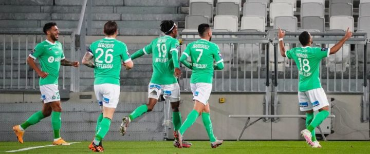 Reims – Saint-Étienne : la compo probable des Verts