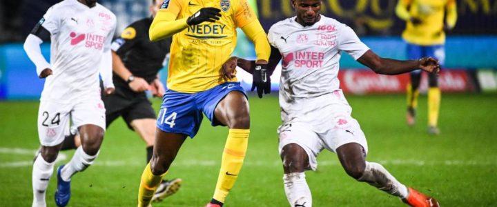 Sochaux affrontera Saint-Etienne en 32es