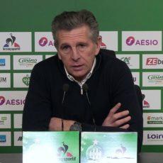 Claude Puel : «Reprendre les bases de notre jeu»