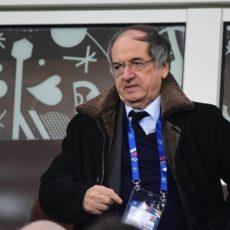 Noël Le Graët sur la reprise de la Coupe de France : «Ça s'est à peu près bien passé partout»