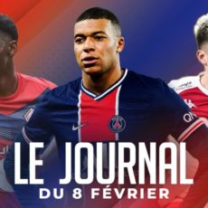 La victoire du PSG face à l'OM, le triplé de Golovin, Lille reste leader : le journal du lundi 8 février