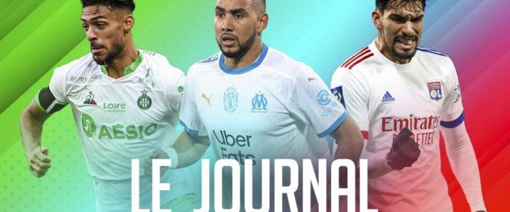 L'avant-match de l'ASSE face à Reims dans le JT de MadeInFOOT