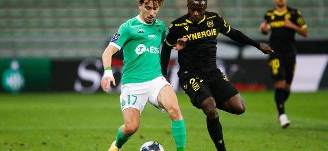 ASSE – Nantes : 1-1