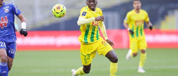 Nantes : Kolo Muani a «eu peur» lors de sa première entrée en jeu à Saint-Etienne