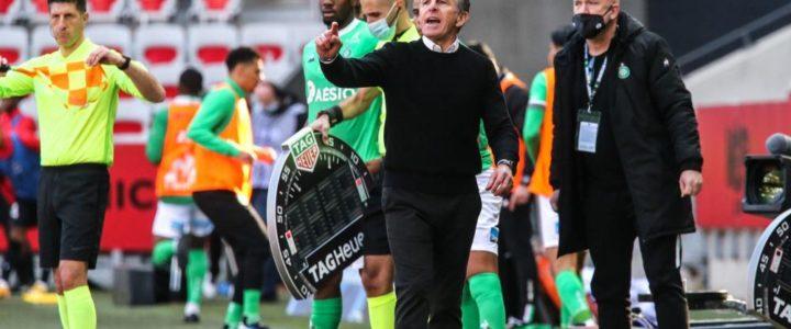 Claude Puel félicite le LOSC et savoure que l'ASSE «reste le meilleur club dans l'histoire»