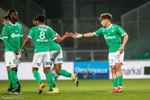 Saint-Etienne s'incline face à Lens (analyse et notes)