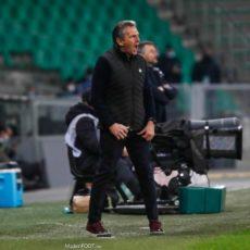 «La marche était trop haute» reconnait Claude Puel après la lourde défaite face à Monaco