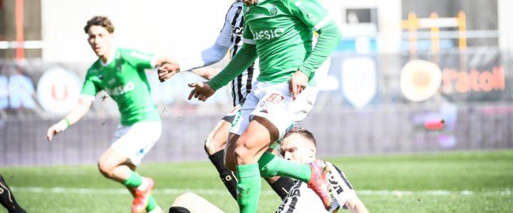L1 : Saint-Etienne respire mieux, merci Khazri !